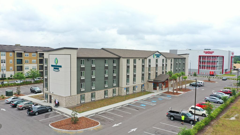 WoodSpring Suites - Brandon