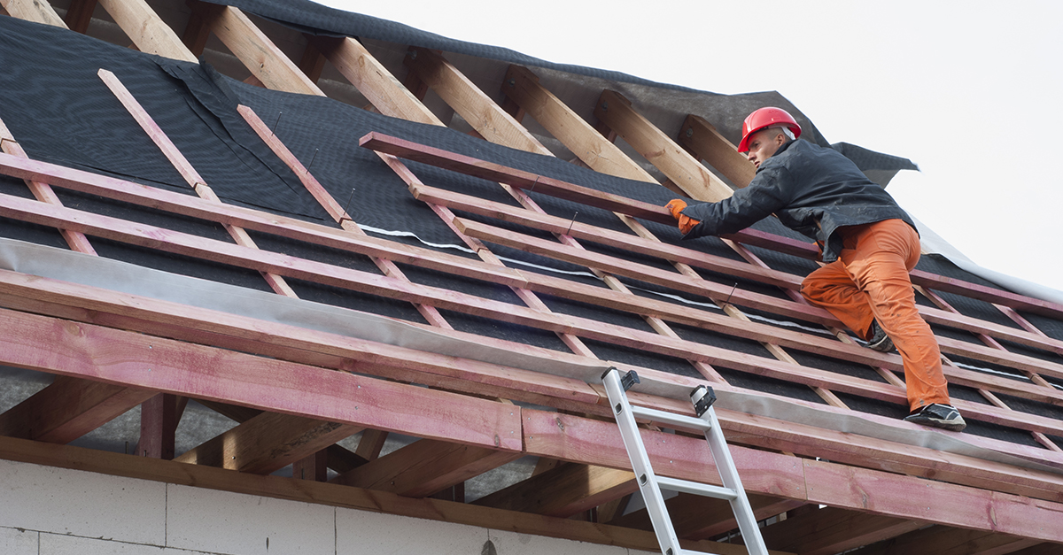 Should You Repair, Recover, or Replace Your Commercial Roof? | Aderhold  Roofing